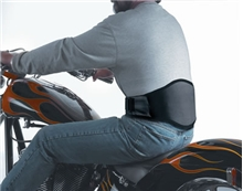 Back-A-Line Lumbar Support Kidney Belt for Motorcycle Riders