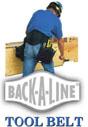 Back-A-Line Tool Belt