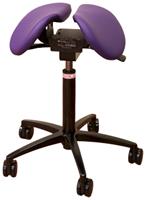 Salli Multiadjuster Saddle Seat With Adjustable Width