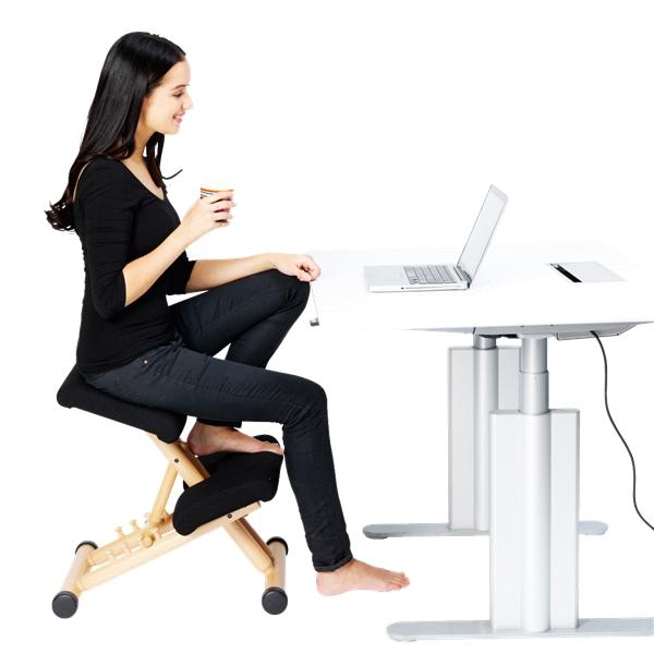 Multi Balans Kneeling Chair By Varier